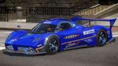 Pagani Zonda RS PJ2 для GTA 4