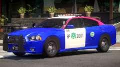 Dodge Charger Spec Division V1.0 для GTA 4