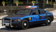 Dodge Charger Police Liberty для GTA 4