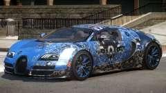 Bugatti Veyron 16.4 GT PJ4 для GTA 4
