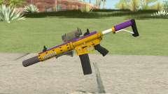 Carbine Rifle GTA V (Mamba Mentality) Full V2 для GTA San Andreas