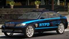 BMW 350i Police V1.0 для GTA 4