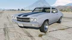 Chevrolet Chevelle SS 454 1970 для GTA 5