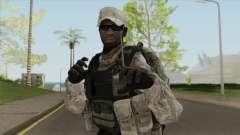 Soldier V2 (US Marines) для GTA San Andreas