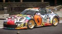Porsche 911 GT3 Rallye V1.1 для GTA 4