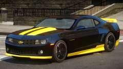Chevrolet Camaro Black Edition для GTA 4