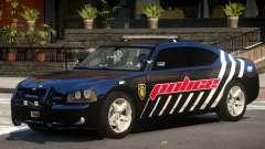 Dodge Charger Police V1.2 для GTA 4