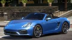 Porsche Boxster GTS Spider V1.0 для GTA 4