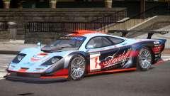 McLaren F1 GTR PJ4 для GTA 4