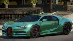 Bugatti Chiron Sport для GTA 4