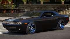 Dodge Challenger Spec V1.0 для GTA 4
