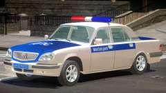 GAZ 31105 Police V1.0