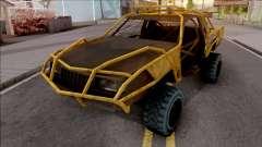 Metalframe Buggy Coupe SA Style для GTA San Andreas