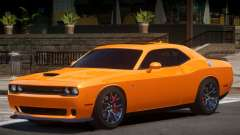 Dodge Charger SRT R1 для GTA 4