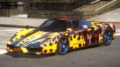 Ferrari Enzo ST PJ3 для GTA 4
