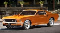 Ford Mustang ST для GTA 4