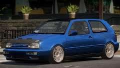 Volkswagen Golf Tuned для GTA 4