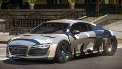 Audi R8 V10 GT PJ4 для GTA 4