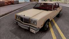 Chrysler New Yorker 1982 для GTA San Andreas