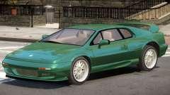 Lotus Esprit Upd для GTA 4