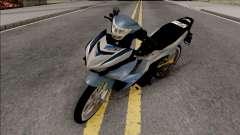 Yamaha Exciter 150 Limited Edition для GTA San Andreas