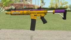 Carbine Rifle GTA V (Mamba Mentality) Base V3 для GTA San Andreas