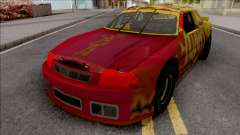 Chevrolet Lumina 1992 NASCAR Hot Wheels для GTA San Andreas