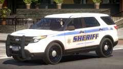 Ford Explorer Police V1.2