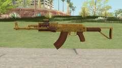 Assault Rifle GTA V (Two Attachments V3) для GTA San Andreas