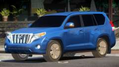 Toyota Land Cruiser Prado ST для GTA 4