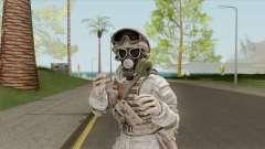 GRU Skin (Desert) для GTA San Andreas