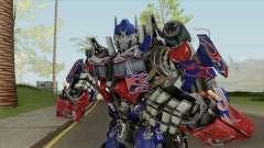 Optimus Prime V1 для GTA San Andreas