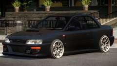 Subaru Impreza Coupe V1.0 для GTA 4