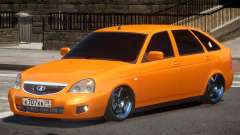 Lada Priora 2172 для GTA 4