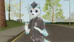 Furry Skin (Police) для GTA San Andreas