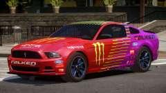 Ford Mustang RS V1.0 PJ2 для GTA 4