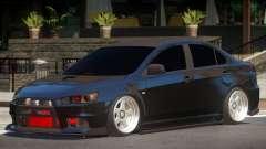 Mitsubishi Lancer Evolution 9 для GTA 4