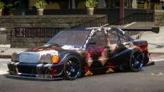 Mercedes 190E Sport PJ3 для GTA 4