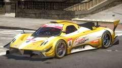 Pagani Zonda GT-R PJ7 для GTA 4