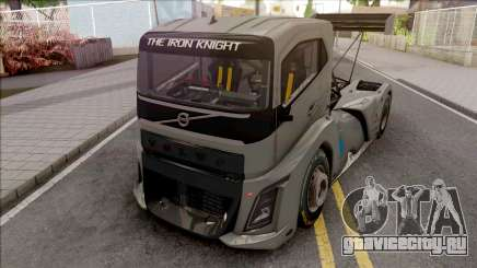 Volvo Iron Knight для GTA San Andreas