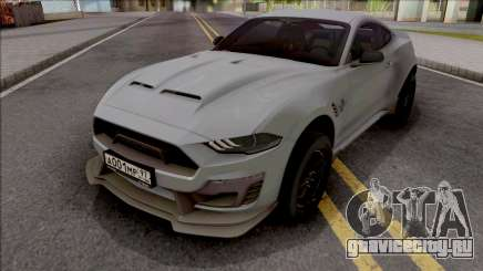 Shelby Super Snake 2019 для GTA San Andreas