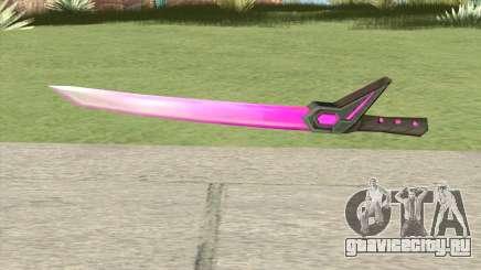 Saber Sword (MLBB) для GTA San Andreas
