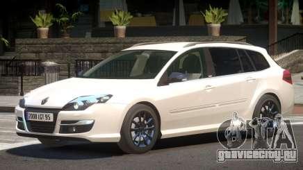 Renault Laguna 3 для GTA 4