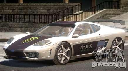 Grotti Turismo Tuning для GTA 4