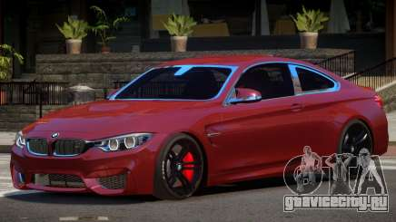 BMW M4 F82 ST для GTA 4