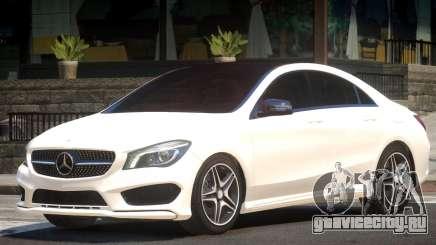 Mercedes CLA 260 V1.0 для GTA 4