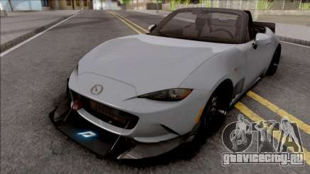 Mazda MX-5 2015 Custom Kit для GTA San Andreas