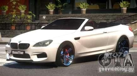 BMW M6 Cabrio V1.0 для GTA 4
