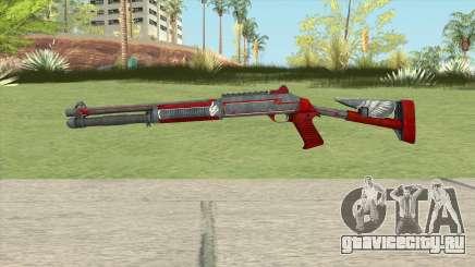 XM1014 Heaven Guard (CS:GO) для GTA San Andreas