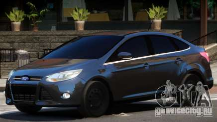 Ford Focus FBI для GTA 4